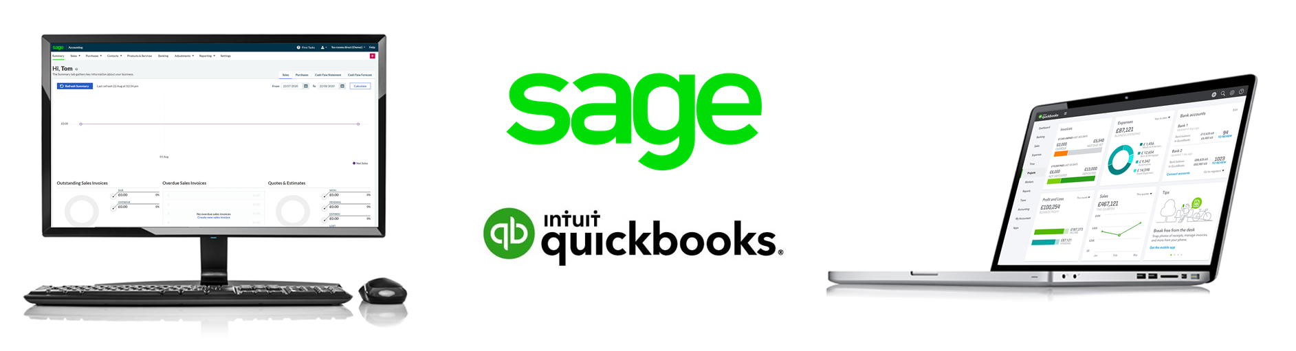 Sage pay Quickbook