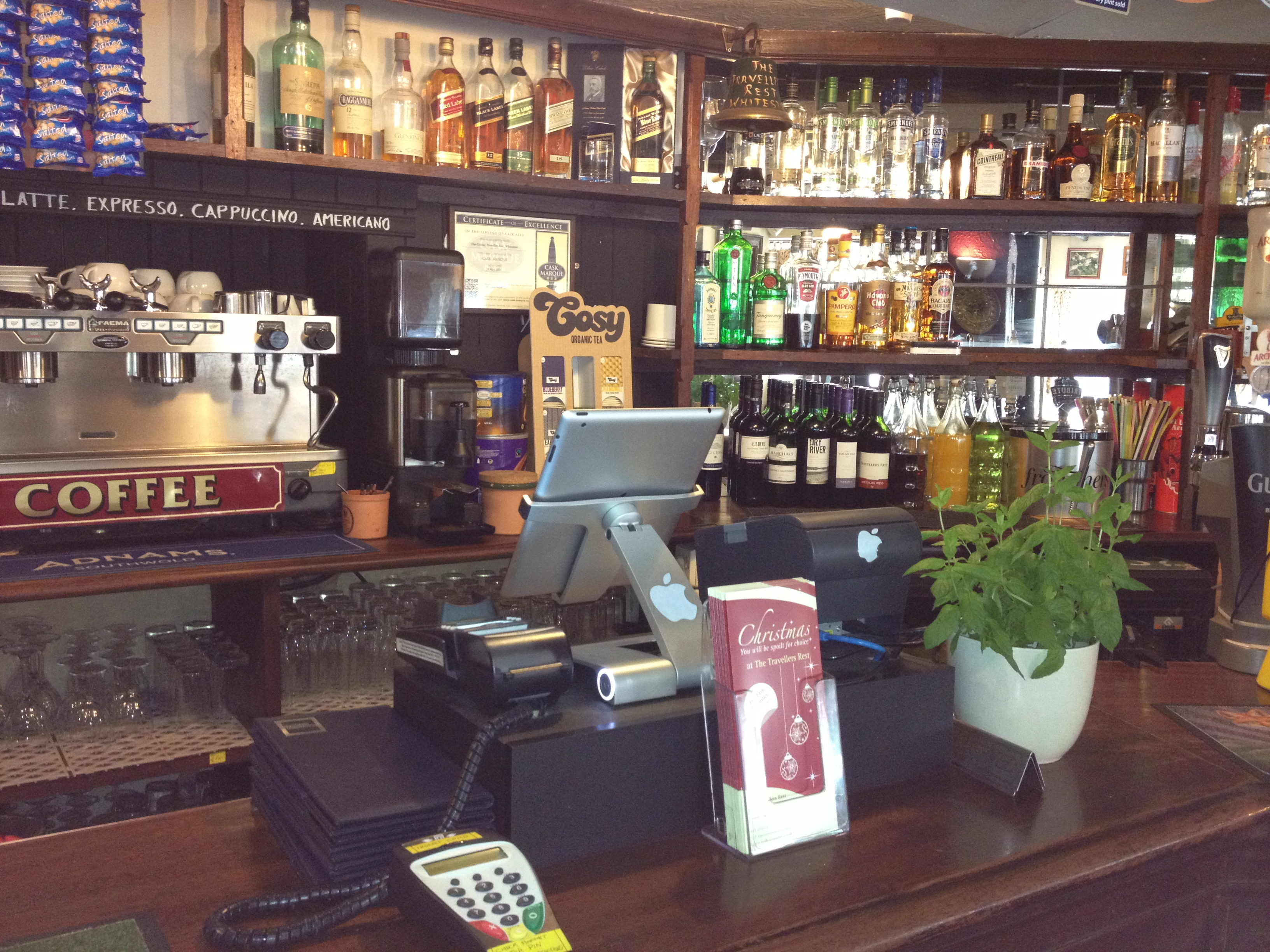 Travellers Rest Pub Case Study Swsystems